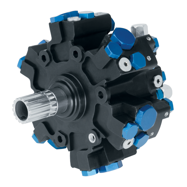 20 cc Rotary Pump — Male Input Shaft, Counterclockwise Rotation